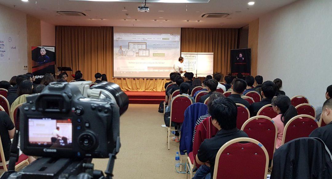 Giới thiệu sự kiện hội thảo: Những kinh nghiệm thu hút sự quan tâm của người xem
